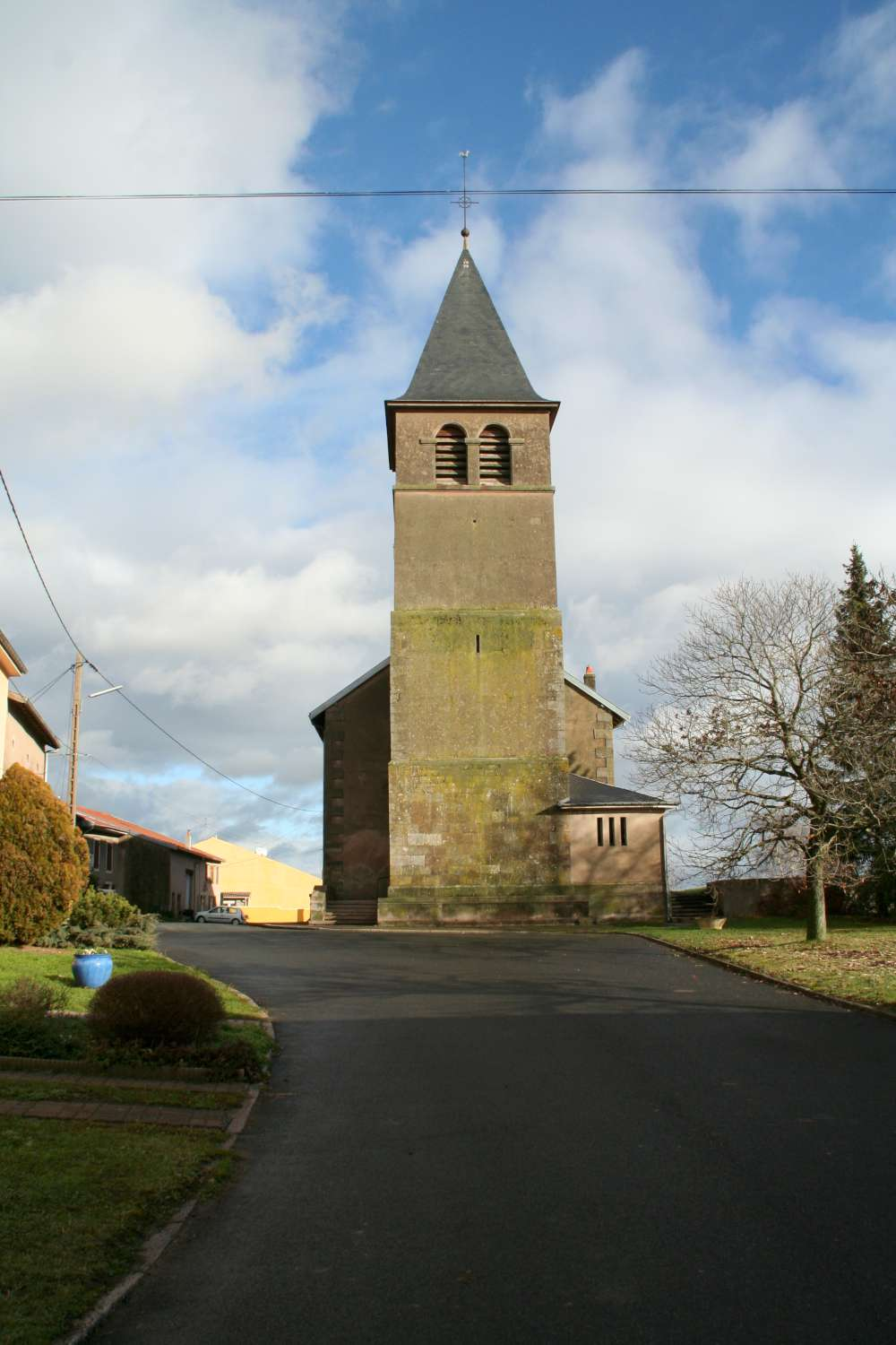 Eglise de Juvelize