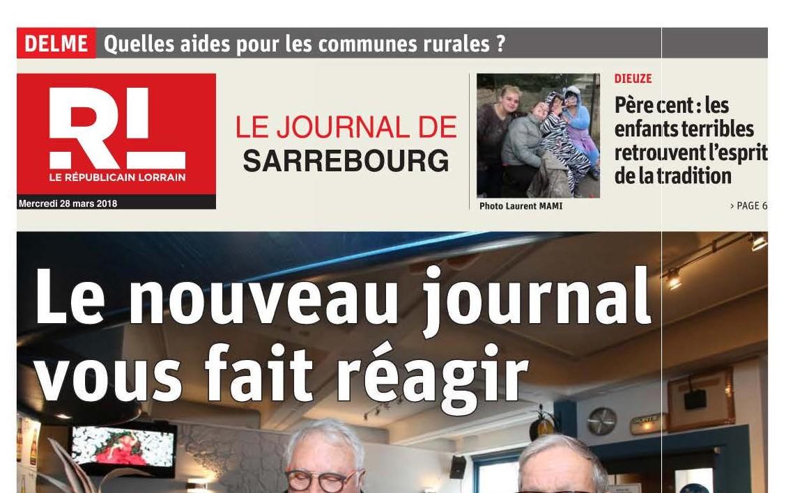 Rectification De L Agence Du Republicain Lorrain De Chateau Salins