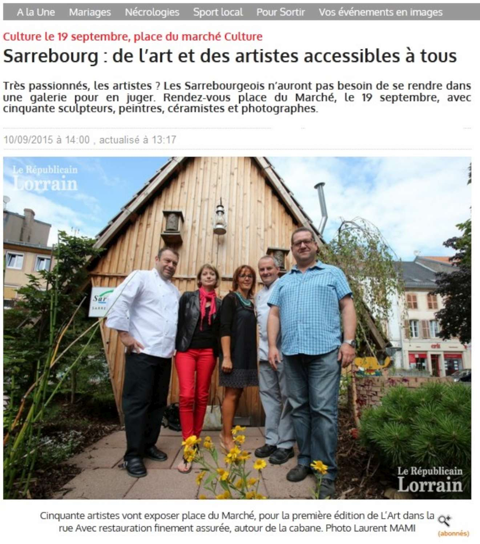 Dans Affaires Culturelles Il Y A Affaires Juvelize Moselle