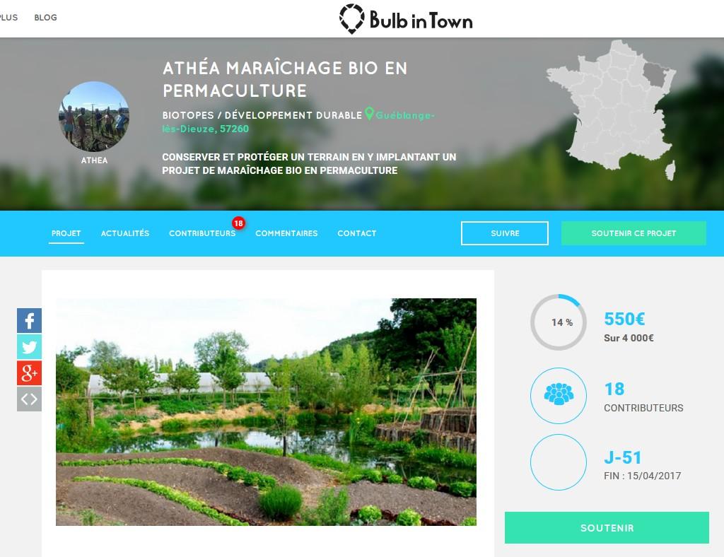 Voulez vous aider un projet de permaculture dans le - Aider a financer un projet ...