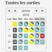Ce week-end, on se remet des fêtes