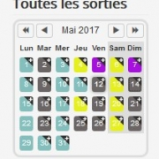Un long week-end de mai ! Quatre jours au soleil du Saulnois...