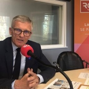Interview de Fernand Lorman sur RCF Radio.